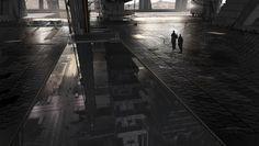 John Carter Of Mars concept art by Ryan Church