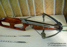 Crossbow Targets, Diy Crossbow, Crossbow Arrows, Crossbow Hunting, Hunting Gear, Sling Bow, Archery Bows, Survival Weapons, Air Rifle