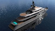 Tankoa S701 SOLO Yacht
