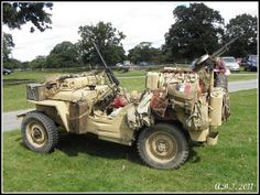 Rat Patrol Jeep