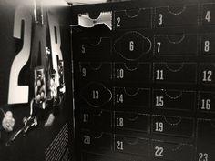 Un calendrier de l'avent au réglisse. L'année prochaine j'en veux un! #réglisse #lakrids
