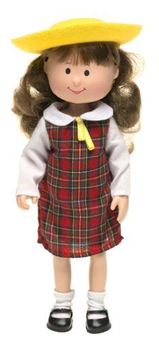 """Madeline 8 """" Poseable Danielle Doll - Old Classic Face Eden http://www.amazon.com/dp/B000089GED/ref=cm_sw_r_pi_dp_ju0-tb0TSRNYN"""