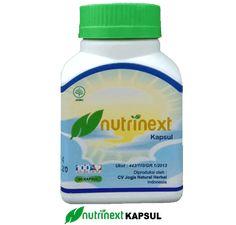 Nutrinext Kapsul Water Bottle, Drinks, Drinking, Beverages, Water Bottles, Drink, Beverage