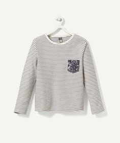 LE TEE-SHIRT GLOSS PAPYRUS, Tee shirt, mode enfant | Tape à l'œil