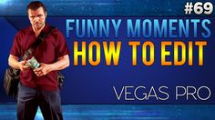 Sony Vegas Pro 13: How To Edit GTA 5 Funny Moments - Tutorial #69