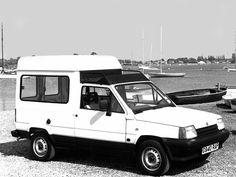 Seat Terra Vista (1986 – 1998). Seat Marbella, Auto Volkswagen, Fiat Panda, Car Brochure, Truck Camper, Heavy Equipment, Jeeps, Campers, Cars And Motorcycles