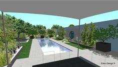Plans 3D-Aménagements extérieurs sur mesure