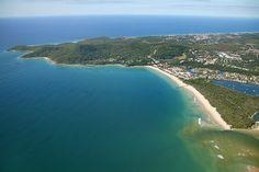 Overview of #Noosa, #Australia