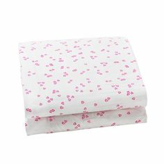 The perfect girly girl crib sheet #BRITAXStyle