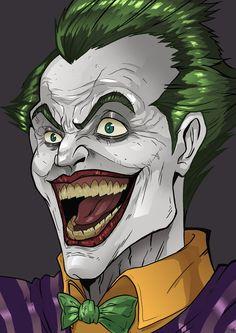 The Joker by Leroy-Fernandes