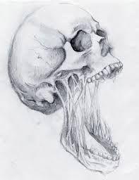 skull drawings tumblr - Google Search