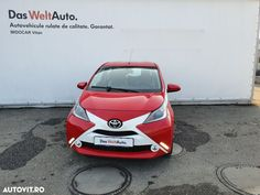 Second hand Toyota Aygo - 4 899 EUR, 81 298 km, 2014 - autovit. Toyota Aygo, Two Hands, Volkswagen Golf, Safari, Ford, Abs, Vehicles, Sports, Hs Sports