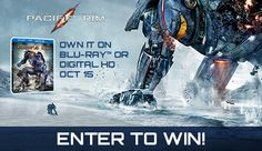Win Pacific Rim on Blu-Ray {Giveaway} - PegCityLovely