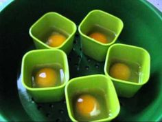 TUPPERWARE SMART STEAMER Poached Eggs Demonstration www.csboltz.com