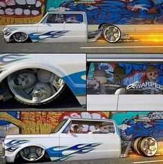 Chevy crew cab dually  drawing