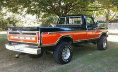 1978 Ford F250 4x4 59k original miles A/C, US $15,500.00, image 9