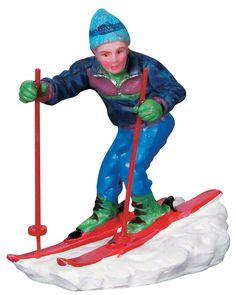 Lemax >> Vail Village >> Giant Slalom
