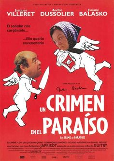 "Un crimen en el paraíso (2001) ""Un crime au paradis"" de Jean Becker - tt0245530"