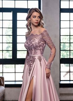 Elegant Prom Dresses, Cute Prom Dresses, Plus Size Prom Dresses, Prom Dresses With Sleeves, Trendy Dresses, Blush Prom Dress, Lace Dress, Dress Red, Dress Wedding