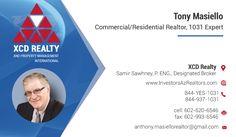 Sample Business Card Sample Business Cards, Property Management, Design