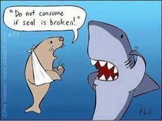 Funniest Memes – [Do Not Consume If Seal Is Broken...]