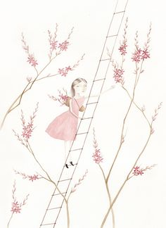 I've only recently discovered Julianna Swaneys work. This is a lovely example.  Magnolia Harvest Watercolor and pencil on paper,...