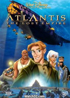 Watch Atlantis: The Lost Empire - Episode 5 - Server Google | Watch Full Atlantis: The Lost Empire (2001) Online For Free