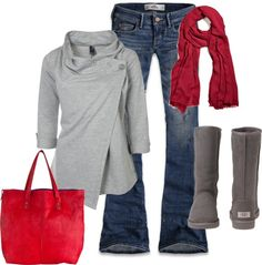 cute & comfy fall