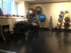 My favourite kind of equipment at Evo fitness gym / Ninan verkkareissa - Blogi | Lily.fi