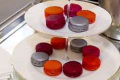 And macaroons, obvs @Kate Mazur spade new york