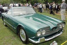 Maserati 500 GT  by Touring