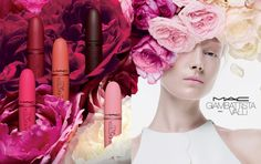 MAC Cosmetics x Giambattista Valli 2015 Collection info | Swatch and Review
