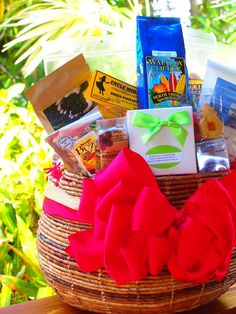 Enjoy Paradise w/Fresh Fruit being delivered to west part of O'ahu, Hawaii. Aloha! | HAWAIIAN GIFT BASKETS (EXQUISITE BASKET EXPRESSIONS) | Pinterest ...