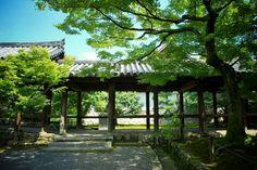 東福寺:通天橋北詰
