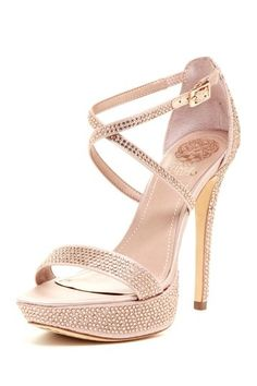 sparkly heels <3   Vince Camuto