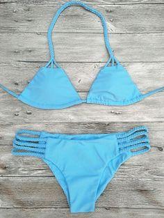 83a42a545486b SHARE Black And White Bikini