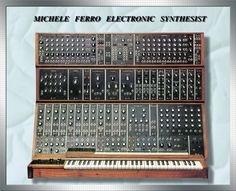 moog Synthesizer 3c - Google Search