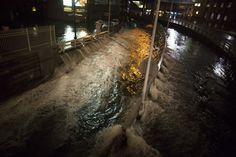 PHOTOS: Hurricane Sandy Floods New York City | Fox News Latino