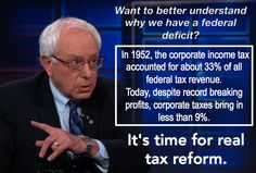 It's time for real tax reform.