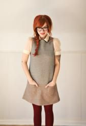 SCOOTER DRESS BY DEAR CREATURES