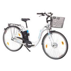 Zündapp Alu-Elektro-Fahrrad Green 2.0, 26er oder 28er, inkl. 2. Akku und Tasche kaufen im real,- Onlineshop