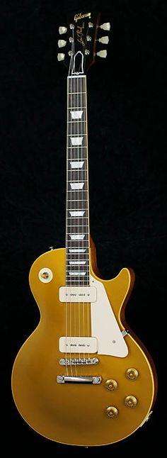 Gibson CUSTOM SHOP True Historic 1956 Les Paul Goldtop