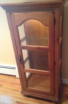 This-End-Up solid wood wardrobe, in very good condition - from a ...