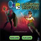 Play new games Ben 10 Ultimatrix Scepter Game