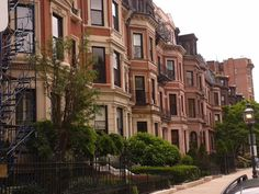 Row Houses; Boston, MA
