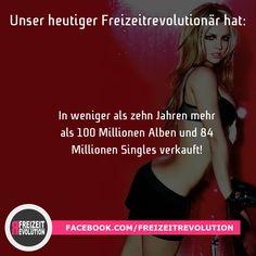 Unser heutiger Freizeitrevolutionär - Britney Spears!
