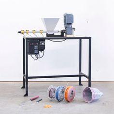 Dave Hakkens updates open-source Precious Plastic recycling machines