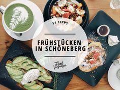 Wo ihr in Schöneberg am besten, leckersten und gesündesten in den Tag starten könnt, verraten wir euch in unserem Frühstücks-Guide für Schöneberg.
