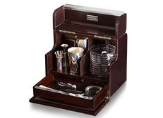 Ralph Lauren's new Vanderbilt Mixologist Box is for the bar of your dreams