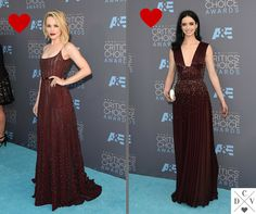 Some of my favorite looks! #CriticsChoiceAwards